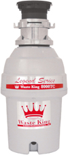 Waste King Legend 8000TC garbage disposal
